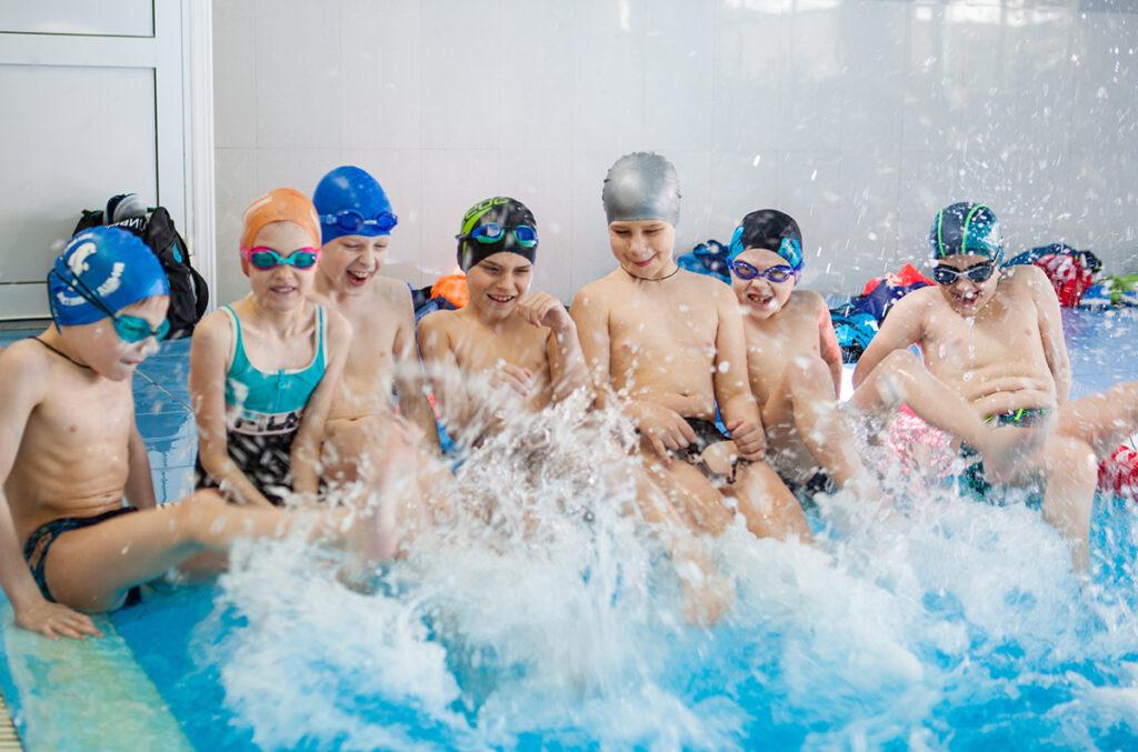 Плавание для детей от 3 лет в бассейне Чайка % coun(ttitle)%